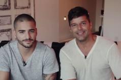 El parecido de Maluma y Ricky Martin vuelve a ser noticia, ¡quedarás con la boca abierta!