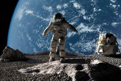 En 2018 dos turistas viajarán a la luna. ¿Te le medirías?