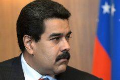 Maduro habla sobre desplazamiento masivo de colombianos hacia Venezuela