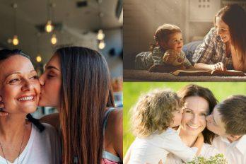 5 cosas que demuestran que tu mamá es un regalo único que te dio la vida