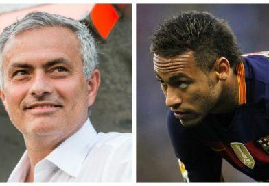 Mourinho intenta convencer a Neymar para que deje el Barcelona