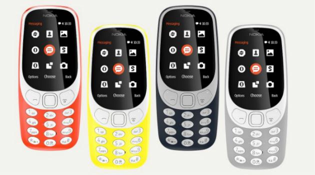 Así es el nuevo Nokia 3310, regresó con la nueva versión de 'culebrita', con cámara y curvo. ¡Increíble!