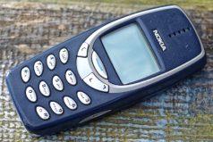 Así es el nuevo Nokia 3310. Regresó con la nueva versión de 'culebrita', con cámara y curvo. ¡Increíble!