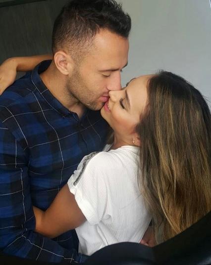 David Ospina y Jessica Sterling, un amor para toda la vida