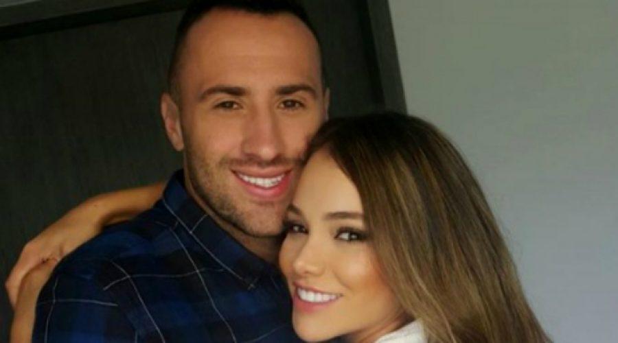 David Ospina y Jessica Sterling, un amor para toda la vida. ¡Mira el antes y el después de la pareja!