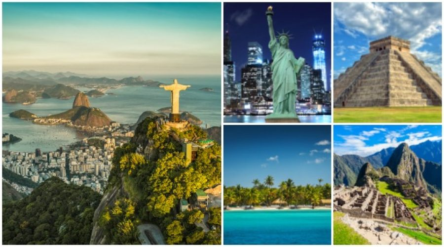 Estos son los países preferidos por los colombianos para viajar