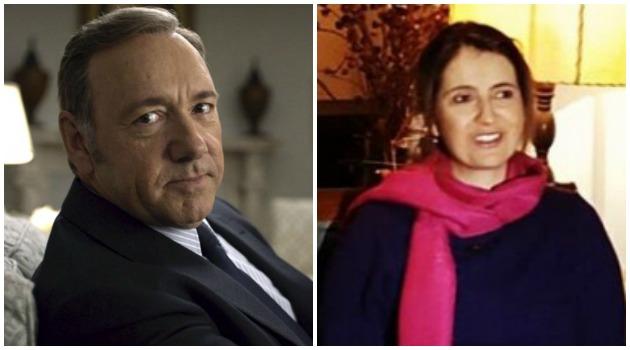 La serie de Netflix 'House of Cards' le envió un curioso mensaje a la senadora Paloma Valencia