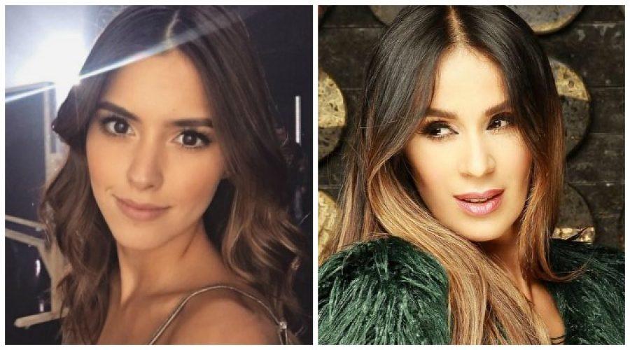Paulina Vega empieza sus 'pinitos' de actriz gracias a Catherine Siachoque