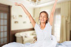 Sigue estos tips y levántate con el mejor ánimo para empezar un nuevo día
