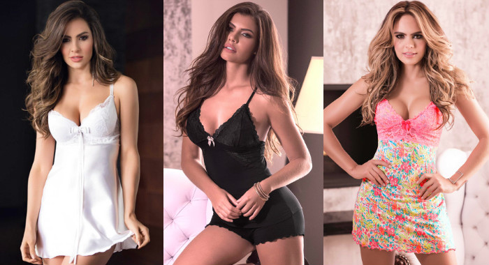 7 pijamas perfectas para sentirte hermosa y enamorar. ¡Son divinas!