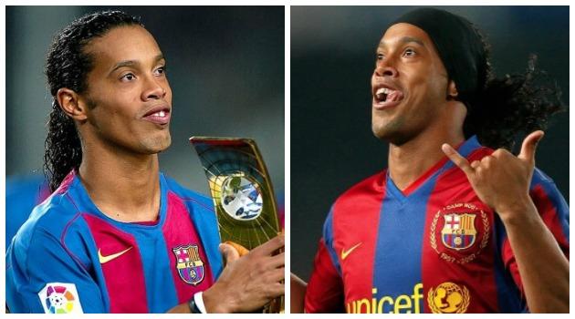Barcelona 'ficha' nuevamente a Ronaldinho