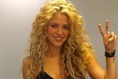 El llamativo cambio de look de Shakira, ¡quedarás con la boca abierta!