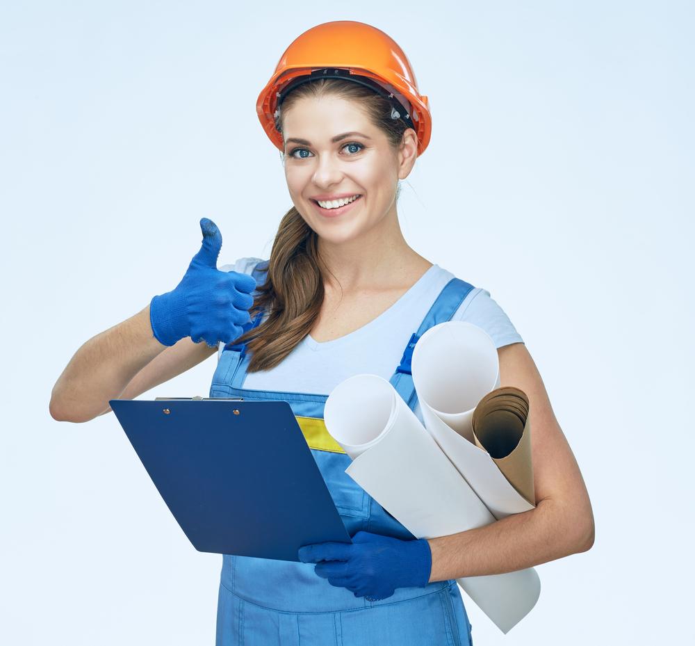 Trabajadora mujer