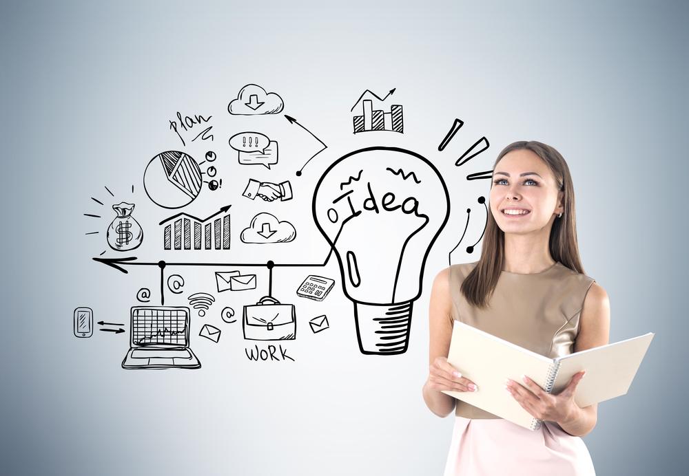 Ideas creatividad trabajo