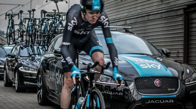 Investigación de la cadena CBS asegura que el equipo Sky usó motores en sus bicicletas en el Tour 2015