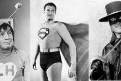 6 Super heroes que nos han acompañado durante toda la vida