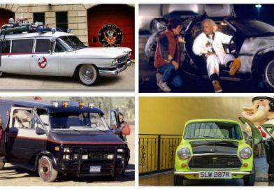Los carros más recordados de la televisión