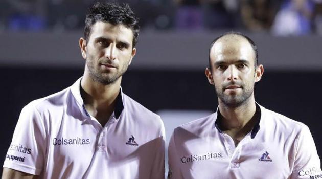 Cabal y Farah, quedaron de subcampeones del ATP 500 de Río