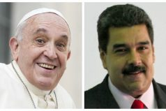 Gobierno y oposición se reunirían con el Papa Francisco