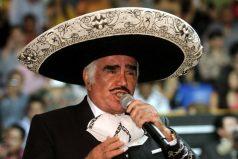 ¿Recuerdas a Vicente Fernández? así se ve en la actualidad, ¡que cambio!