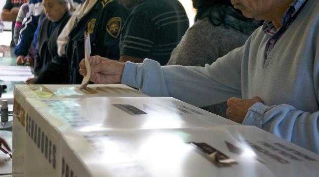 Eliminar la Vicepresidencia, votar desde los 16 anos y periodo presidencial de 5 anos