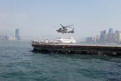 ¿Un helicóptero que vuela sin mover las hélices? Trata de descubrir como lo hace. ¡No es un montaje!