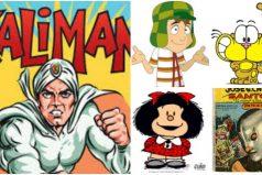Las 8 caricaturas latinoamericanas que jamás olvidaremos