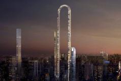 """El increíble edificio en forma de """"U"""" que van a construir en Nueva York"""