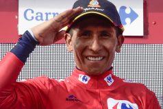 Nairo y su mensaje de agradecimiento para todos los colombianos, ¡muy humilde Quintana!