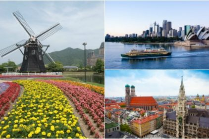 Te contamos cuáles son las 10 mejores ciudades en el mundo para vivir ¿estará la tuya?