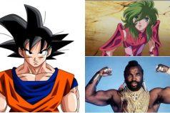 Los personajes con el peinado más LOCO que JAMAS olvidaremos