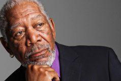 Para Morgan Freeman la fama se ha convertido en una molestia