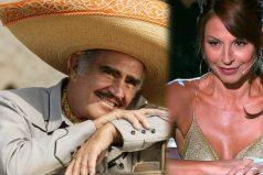 Vicente Fernández le hizo una invitación muy privada a Amparo Grisales. ¡MUY BIEN!!