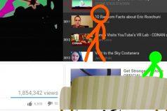 ¡Wow! JuegaGerman presenta el adelanto de 'Animation vs Youtube'. ¡Qué vivan los hombres de palito!