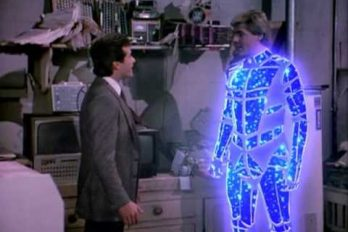 ¿Recuerdas a 'Automan'? Más de 30 años y seguimos esperando la tecnología que lo haga real. ¡Era fascinante!