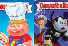 ¿Recuerdas a los Garbage? Te tenemos una mala noticia de estos dibujos de los años ochenta