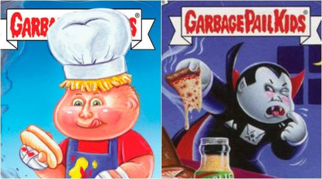 ¿Recuerdas a los Garbage? Te tenemos una mala noticia de estos dibujos de los ochenta