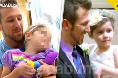 ¿Por qué este enfermero de 30 años 'se casó' con una niña de 4? Te estremecerá el corazón