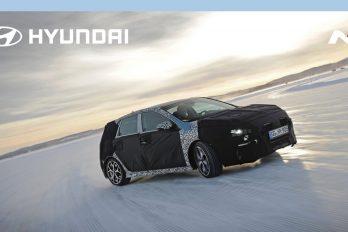 ¡Yo quiero manejar así! Hyundai i30 N, el auto familiar que 'correrá' como en un rally… ¡Hasta en la nieve!