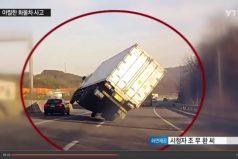¡No puede ser real! La maniobra extrema de este conductor evitó un accidente. ¡Ni Dominic Toretto podría haberlo hecho mejor!