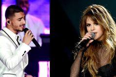 ¿Selena y Maluma juntos? Maluma le envió un mensaje muy comprometedor