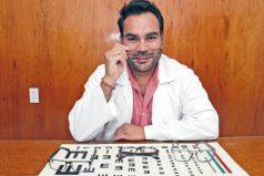 El mexicano que fabrica gafas con PET reciclado