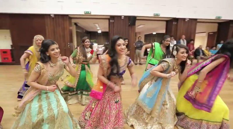 New-Indian-2017-Wedding-Dance-by-beautiful-Bride-Friends-Best-Wedding-Dance-Performance-2017