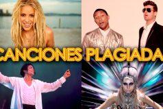 Canciones famosas que se acusaron de plagio, ¿las recuerdas?