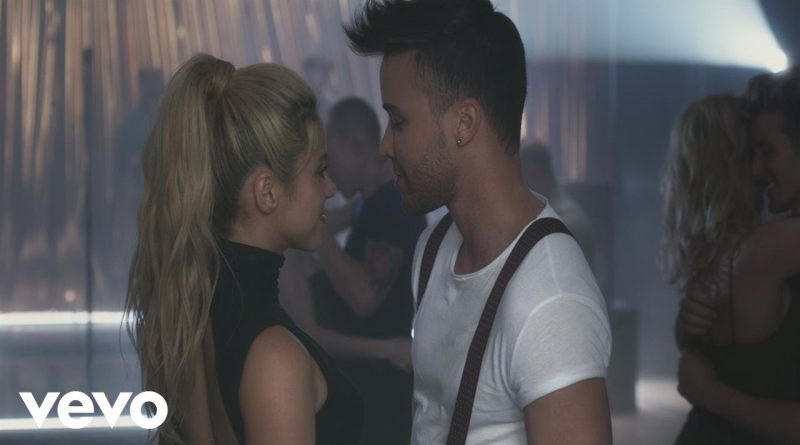 Prince-Royce-Shakira-Deja-vu-Official-Video