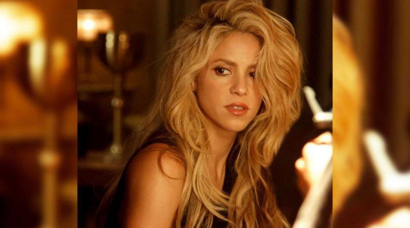 Shakira bachata