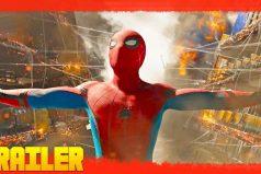 El nuevo tráiler de 'Spider-Man: Homecoming' te dejará sin aliento. ¡Conoce al nuevo mejor amigo de Peter!