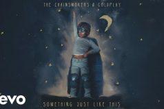 'The Chainsmokers' y 'Coldplay' se unieron para producir 'Something Just Like This'. ¡Espectacular trabajo de estos dos grandes del pop!