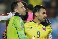 Preocupación por estados de salud de Falcao García y David Ospina, ¡esperamos su recuperación!