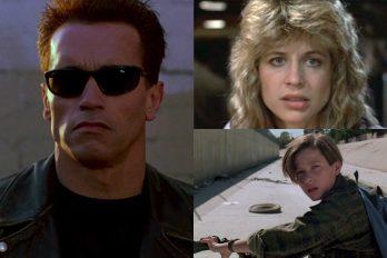 ¿Recuerdas Terminator? ¡Así lucen sus personajes 33 años después!